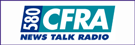 CFRA News Talk Radio