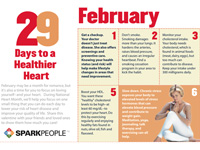29 Days to a Healthier Heart