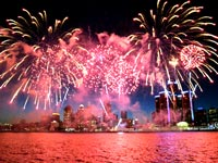 It would be a shame to see the death of the International Fireworks