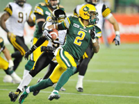 CFL - Esks tame TiCats - so what?