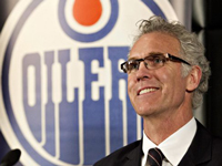 The Edmonton Oilers Draft Day Conundrum