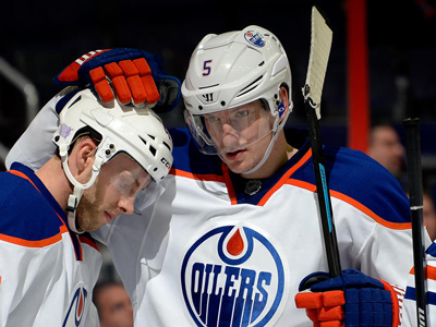 Oilers: Is Smid in Eakins long term plans?