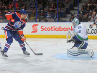 Oilers continue to fire blanks
