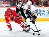 Bortuzzo, Ehrhoff lead Penguins past Hurricanes