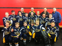 Casselman Pirates end their spring hockey season with a win