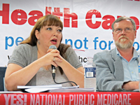 Health Coalition concerned over McGuinty cuts to health care