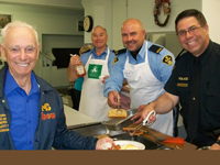 SDG OPP serve it up at CHEO fundraiser