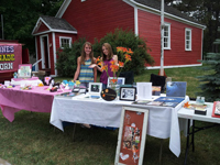 Second Annual Artisans in the Park a Crafty Success!