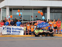 Storm Realty Cornwall Raises $714.15 for Big Brothers and Big Sisters!