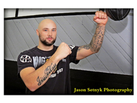 Evolution Brazilian Jiu Jitsu Stephen Lefebvre opens new Cornwall business