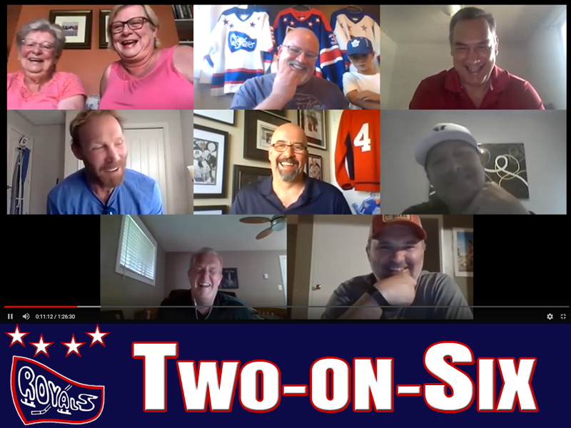 Two-On-Six Episode 4: Mrs. A