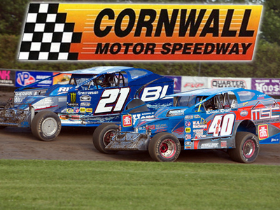 Cornwall Motor Speedway: THE place to be in 2012!