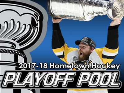 2017-18 Hometown Hockey NHL Playoff Pool - register today