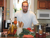 Cooking with your Garden with Tony Lacroix