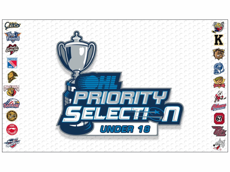 Spitfires select three players in OHL U-18 Draft
