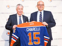 Oilers: Let the Chiarelli, Nicholson regime begin