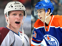 Timeout - Gabriel Landeskog appears to be the frontrunner for the Calder Trophy