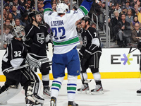 Canucks live to fight another day  with impressive 3-1 win in LA