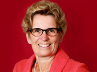 Will Kathleen Wynne be Ontario