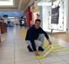 Follow the Yellow Brick Road at Devonshire Mall